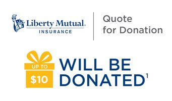 Liberty Mutual Quote for Charity