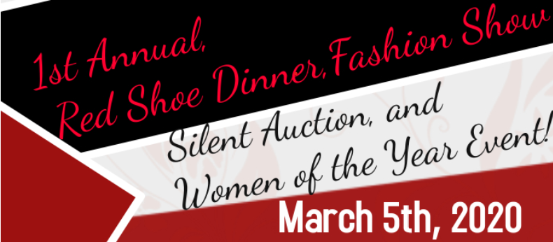 1st Annual Red Shoe Event